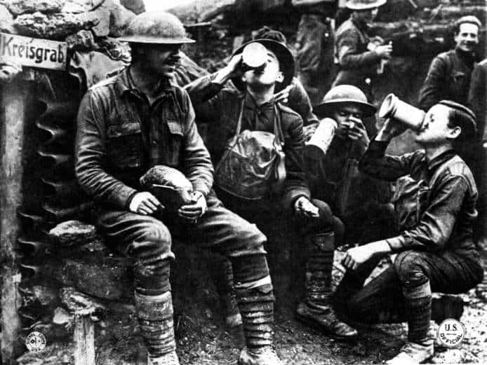 The World War I Christmas Truce 1