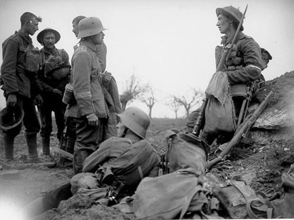 The World War I Christmas Truce 2