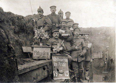 The World War I Christmas Truce 3