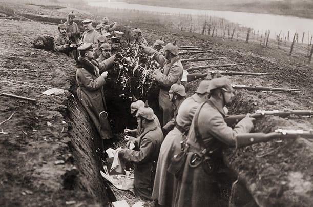 The World War I Christmas Truce 4