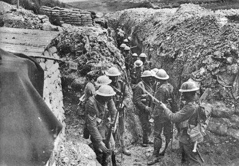 The World War I Christmas Truce 5