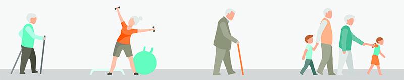 Easy Exercises for Seniors 1