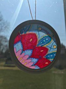 Craft: Create A Spring Light Catcher